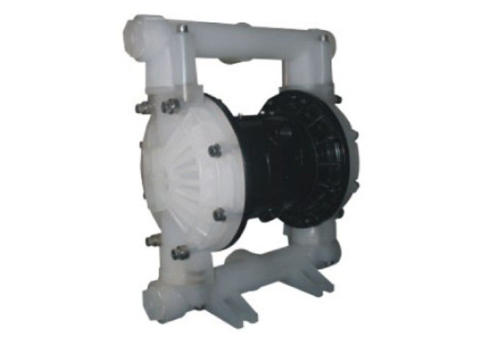 Polypropylene Pneumatic Diaphragm Pumps ETP 40gpm 150L / min suction height 5m